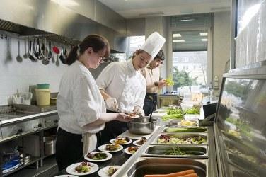 diakoniewerk essen - diakoniewerk - die gesellschaften - arbeit ... - Küche Arbeit